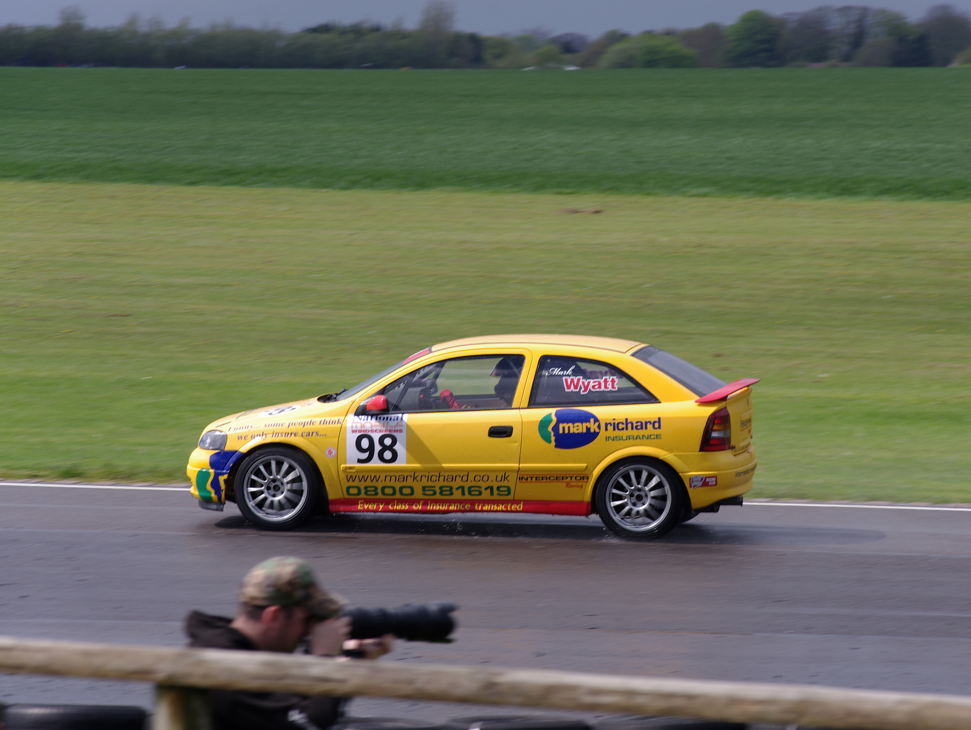 Saloon Car Meaning b6 Castle Combe Saloon Car