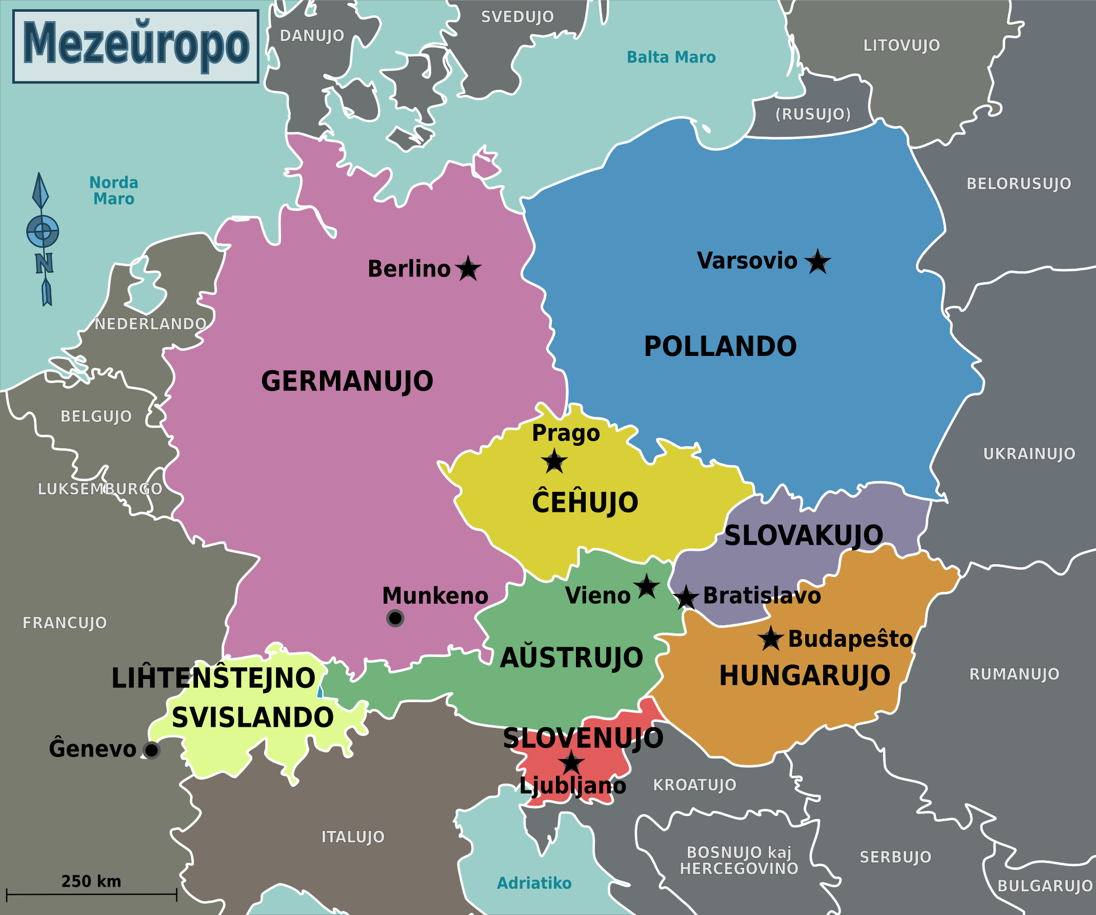 File Central Europe Regions eo png Wikimedia Commons