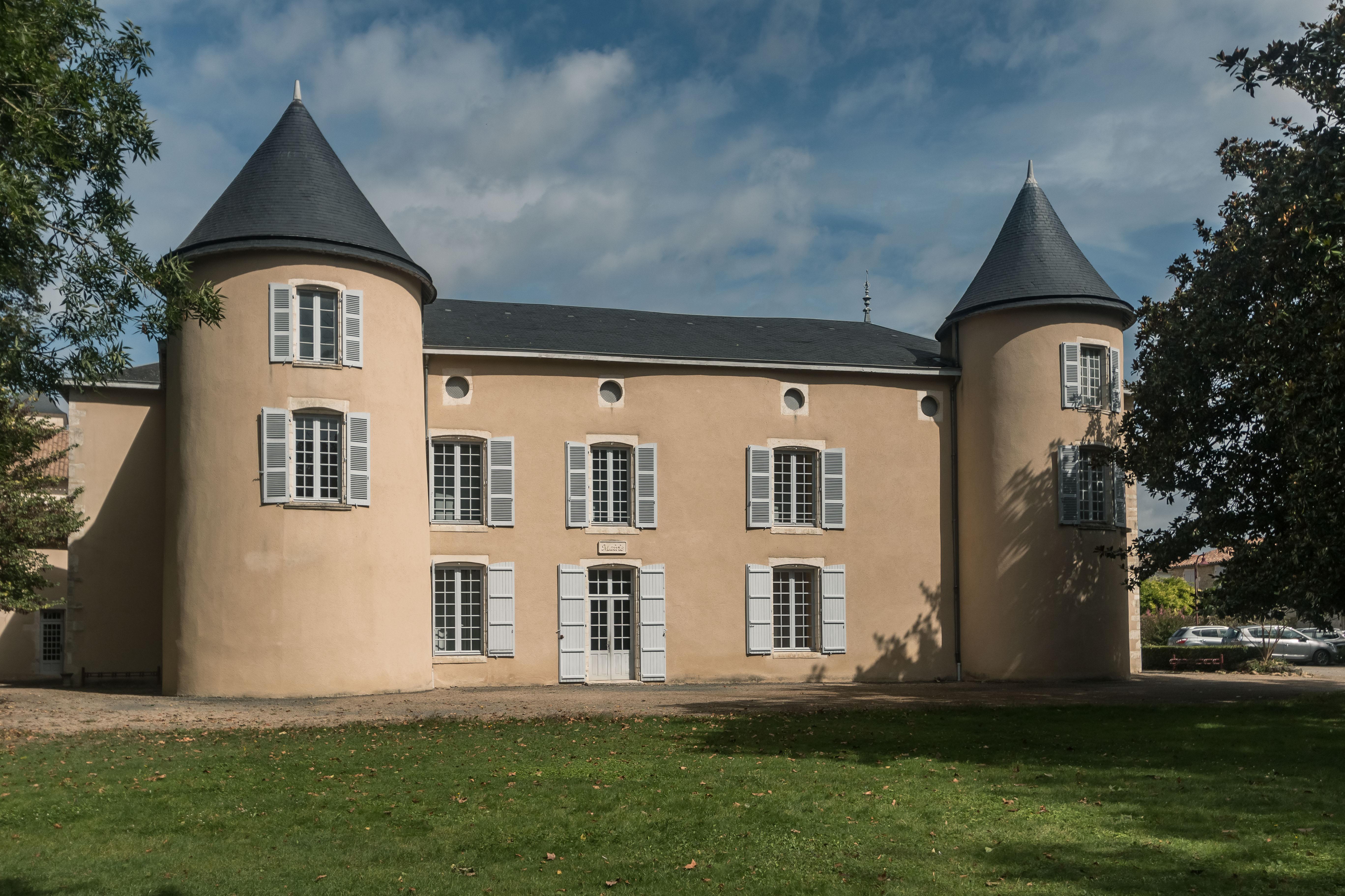 Saint-Symphorien (Deux-Sèvres)