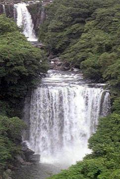 Cheonjeyeon Waterfalls Wikipedia