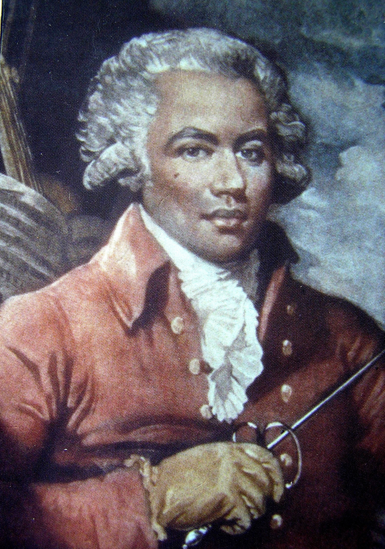 Chevalier de Saint-Georges - Wikipedia