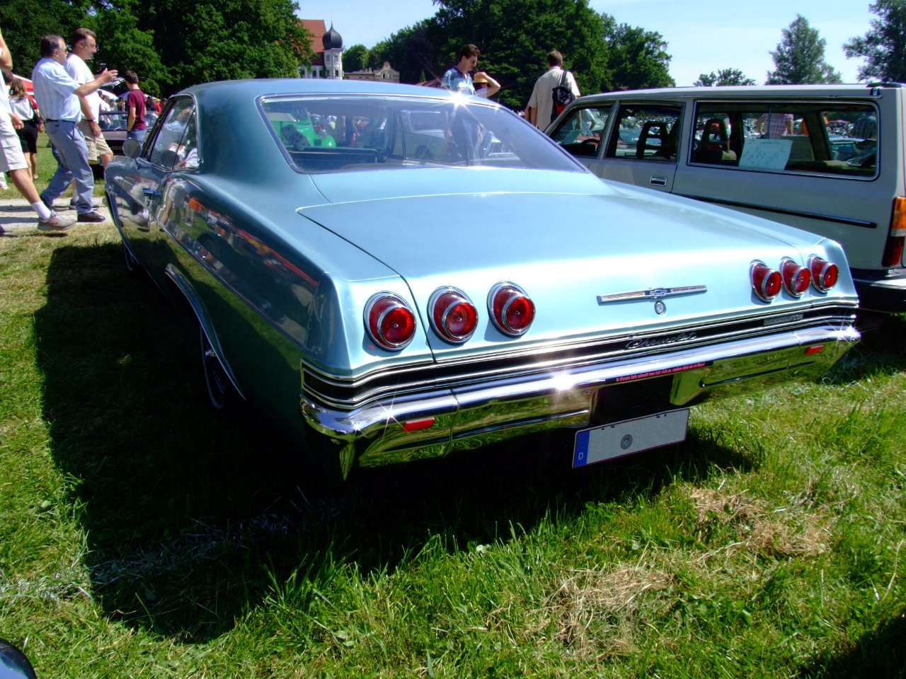 Chevrolet Impala SS Royalty Free Images