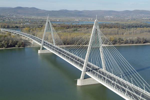 budapest térkép megyeri híd Megyeri híd – Wikipédia budapest térkép megyeri híd