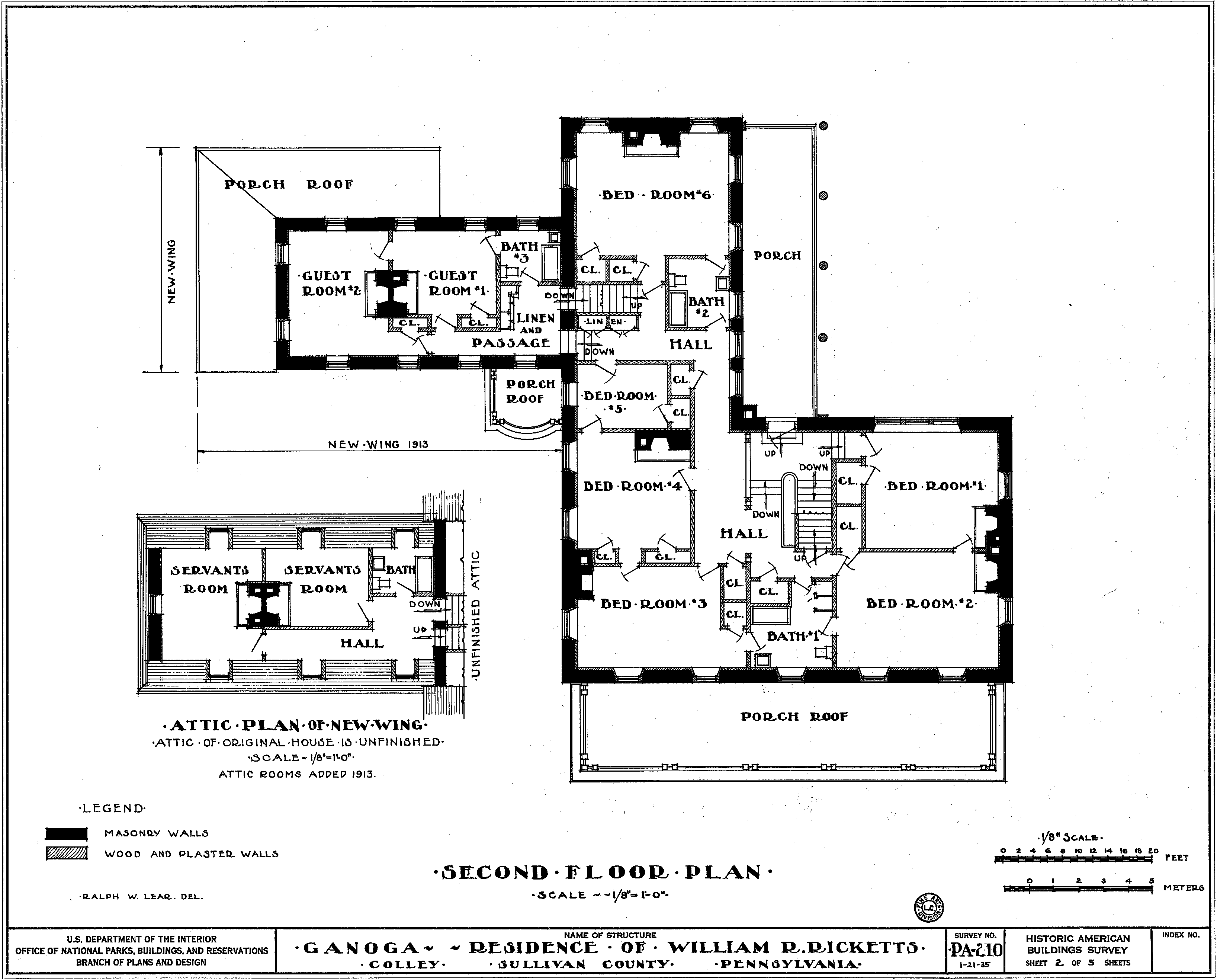 File Clemuel Ricketts House Drawing Wikimedia Commons