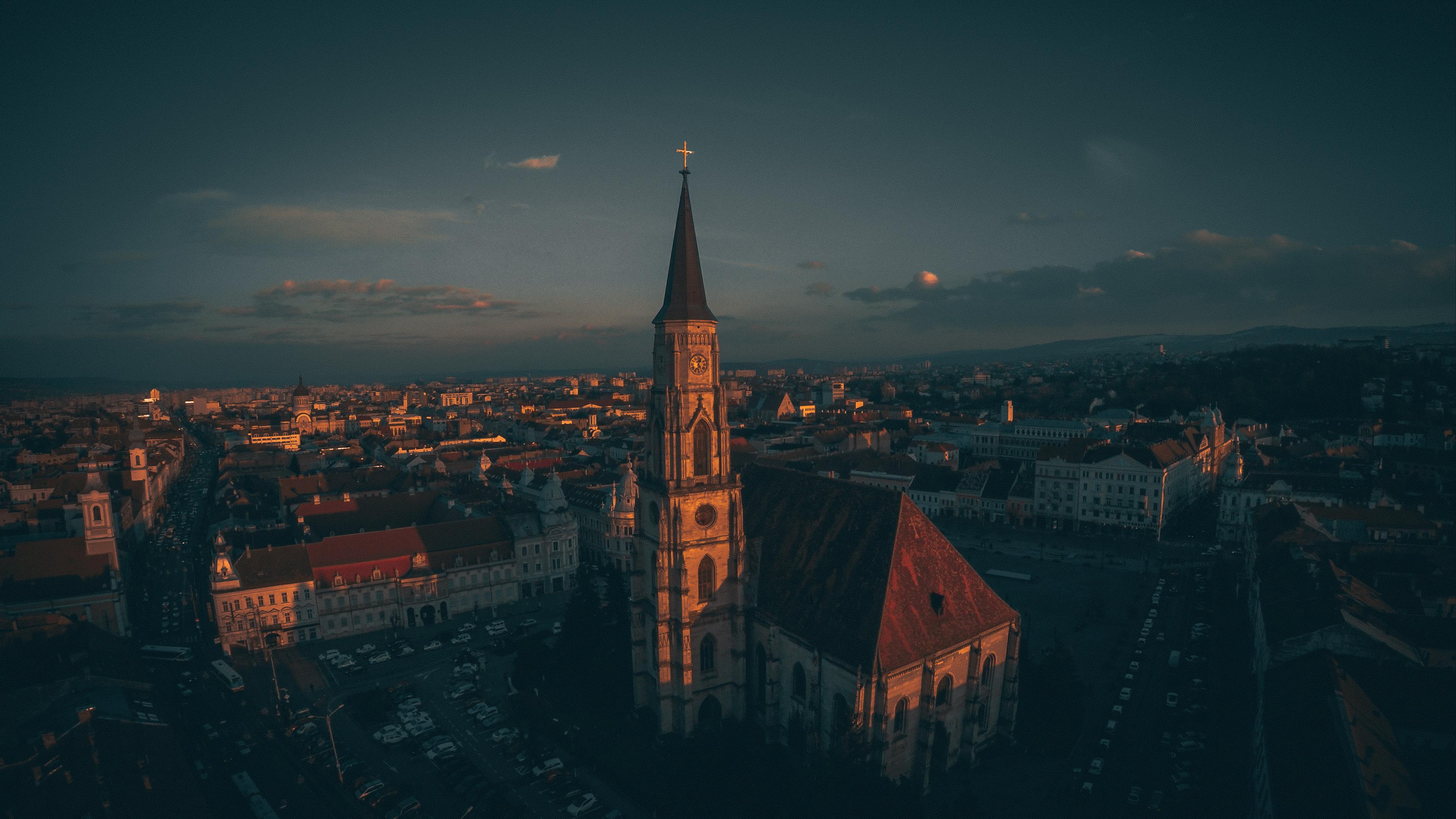 ملف:Cluj-Napoca, Romania (Unsplash i1QwkDPmSLw) jpg - ويكيبيديا