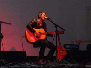 Alistair Griffin English singer-songwriter