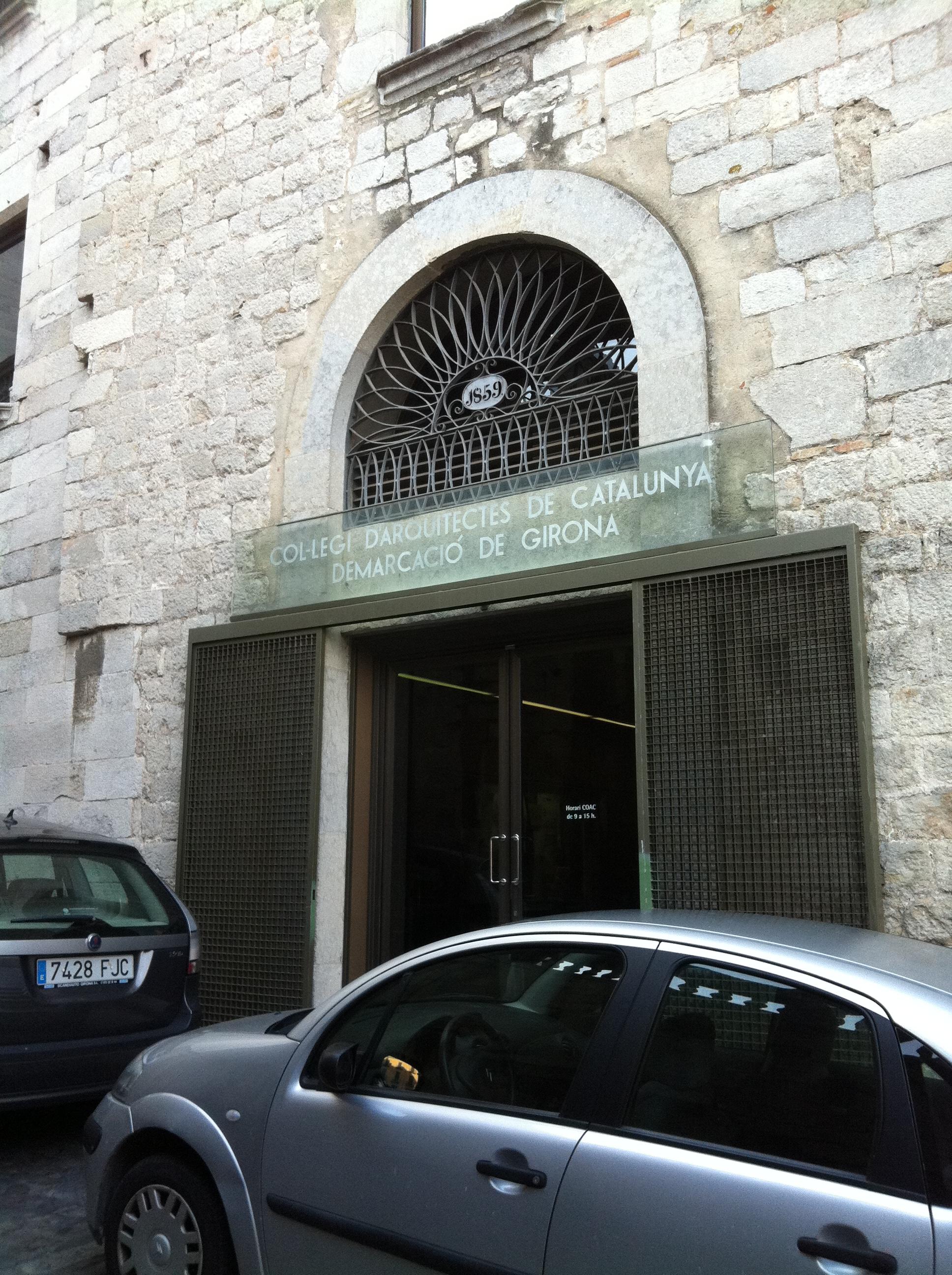 File col legi d 39 arquitectes de catalunya for Arquitectes girona