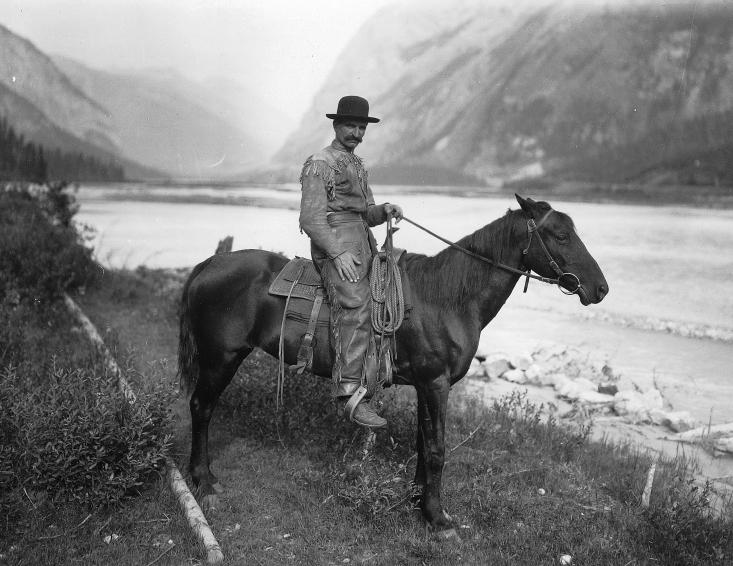 On horse photo 54