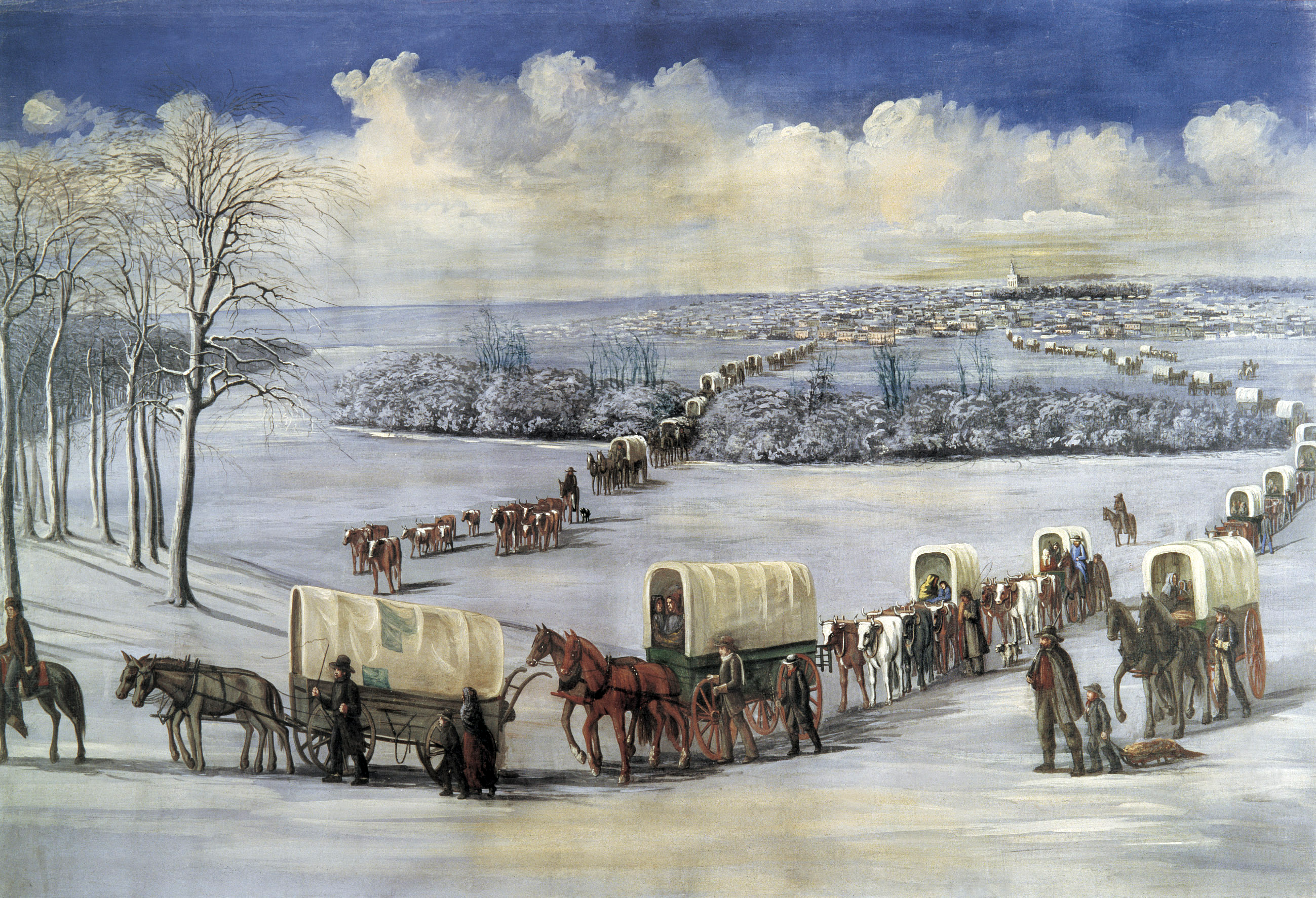 File:Crossing the Mississippi on the Ice by C.C.A. Christensen.png