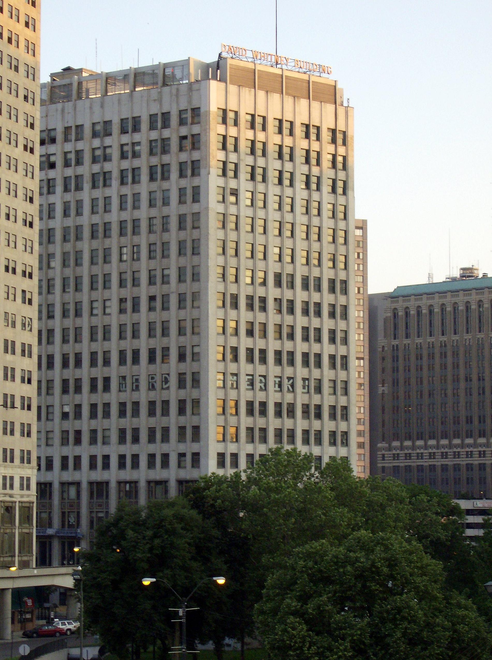 David Whitney Building