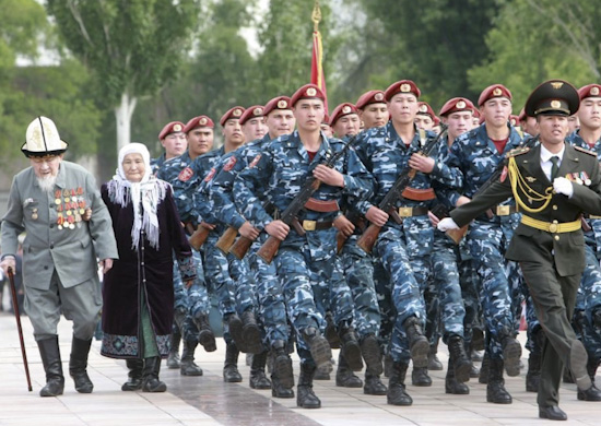 Day Of The Armed Forces Kyrgyzstan Wikipedia