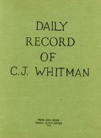 File:Diary of Charles Whitman (front cover).jpg