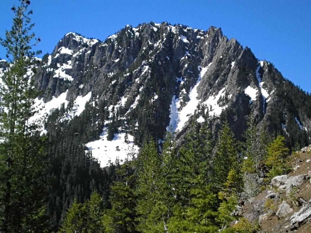 Eagle Peak Washington Wikipedia