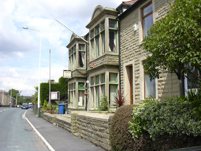 Edenfield Conservative Club Market Street - geograph.org.uk - 499119