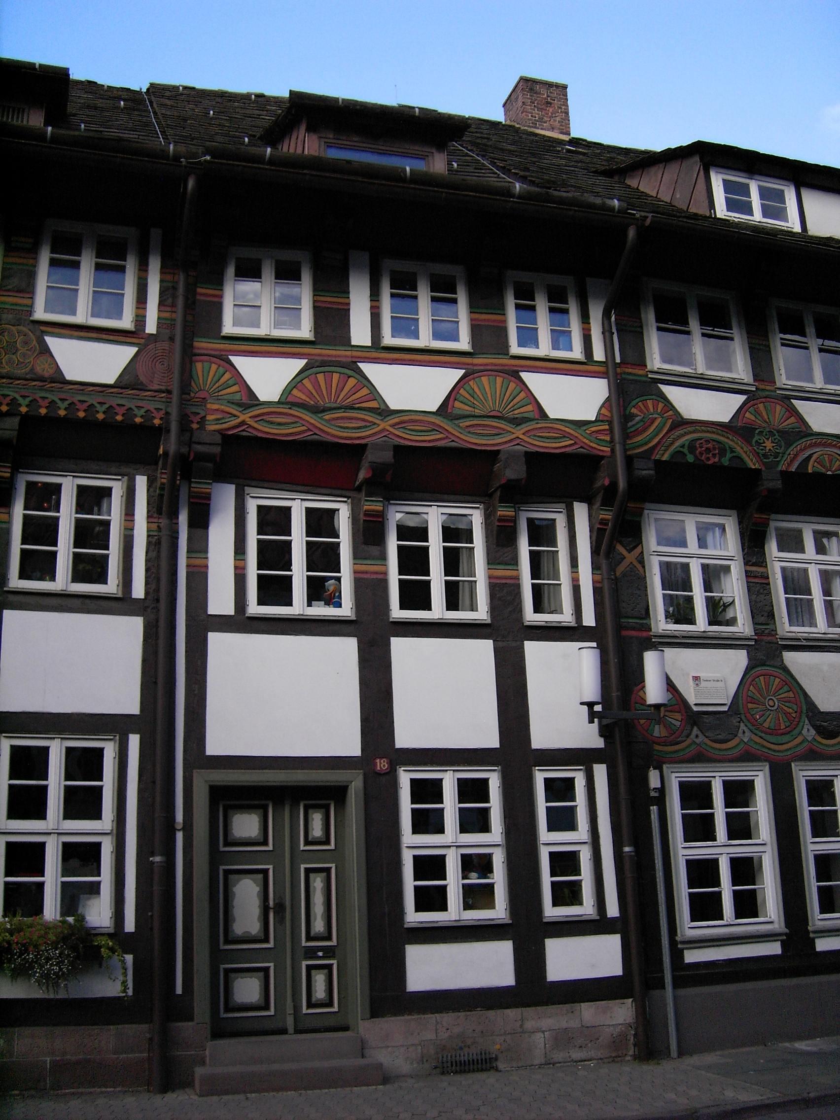 Timber Framing (Einbeck)