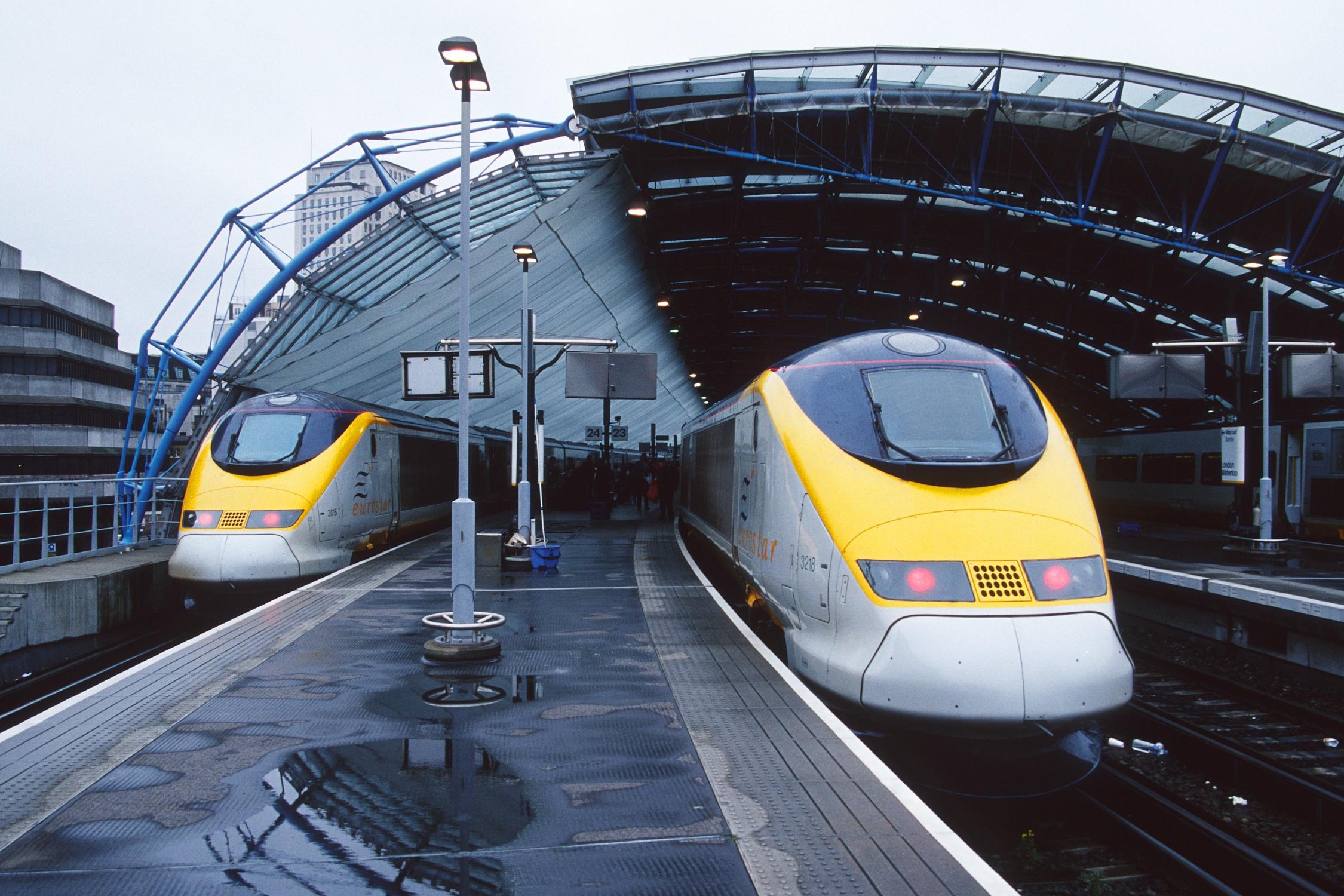 Eurostar Hits Ten Million Passenger Target 15 Years Late