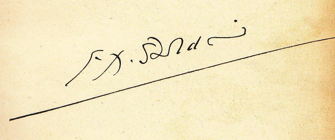 F. X. Šalda, signature.jpg