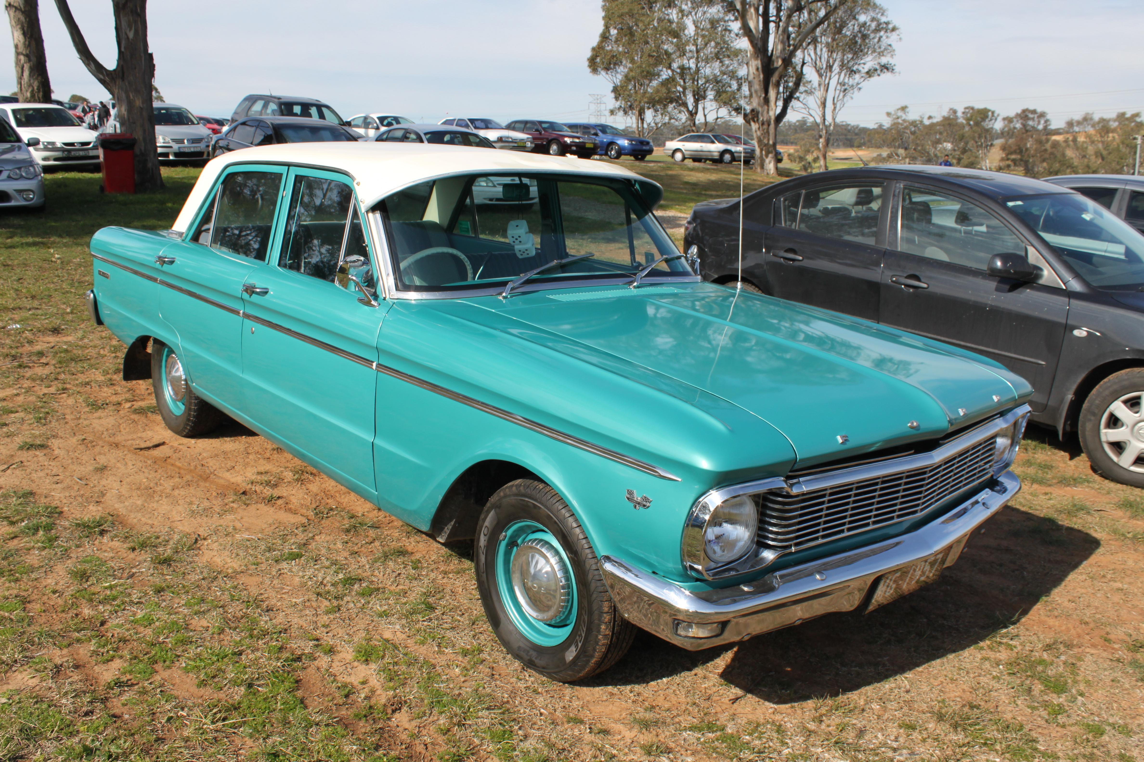 Ford Falcon Xp Wikipedia