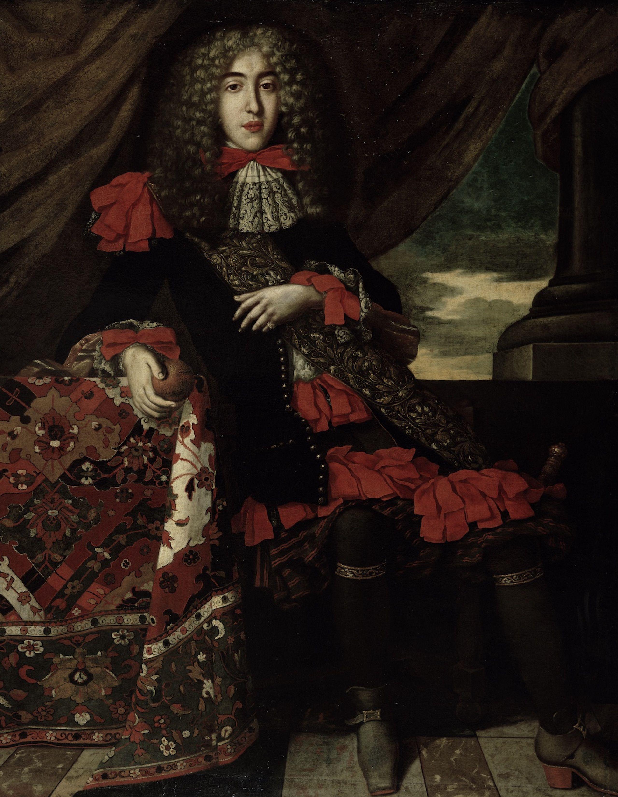 sir george savile king charles ii essay
