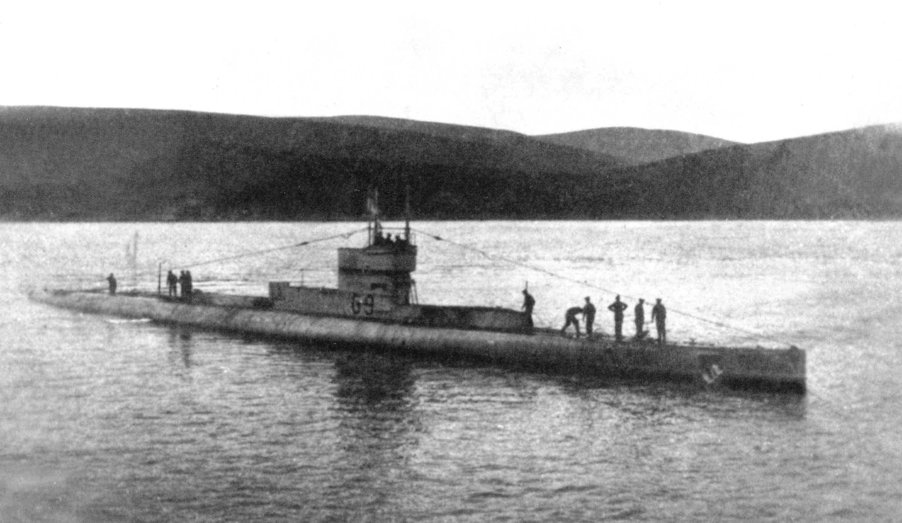 HMS G9 - Wikipedia