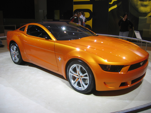 giugiaro ford mustang wikipedia. Black Bedroom Furniture Sets. Home Design Ideas