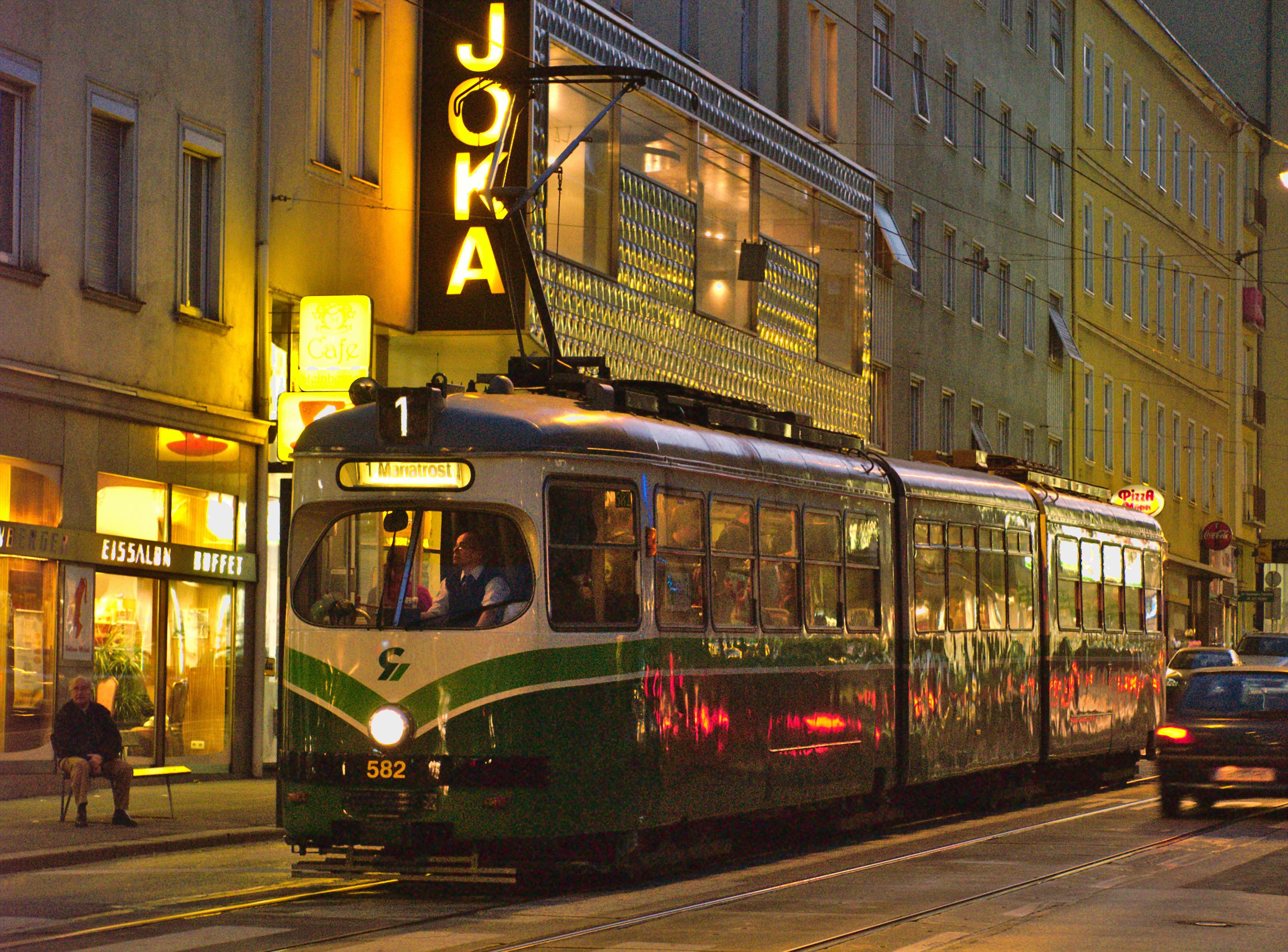 Graz Straßenbahn