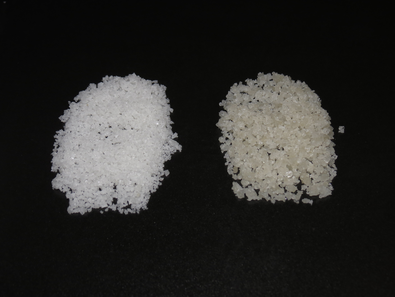 File gu rande comparaison en fleur de sel et gros sel - Gros sel pour desherber ...