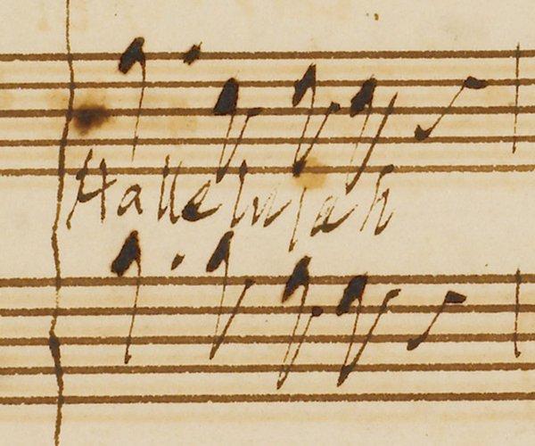 Halleluja Händel Text