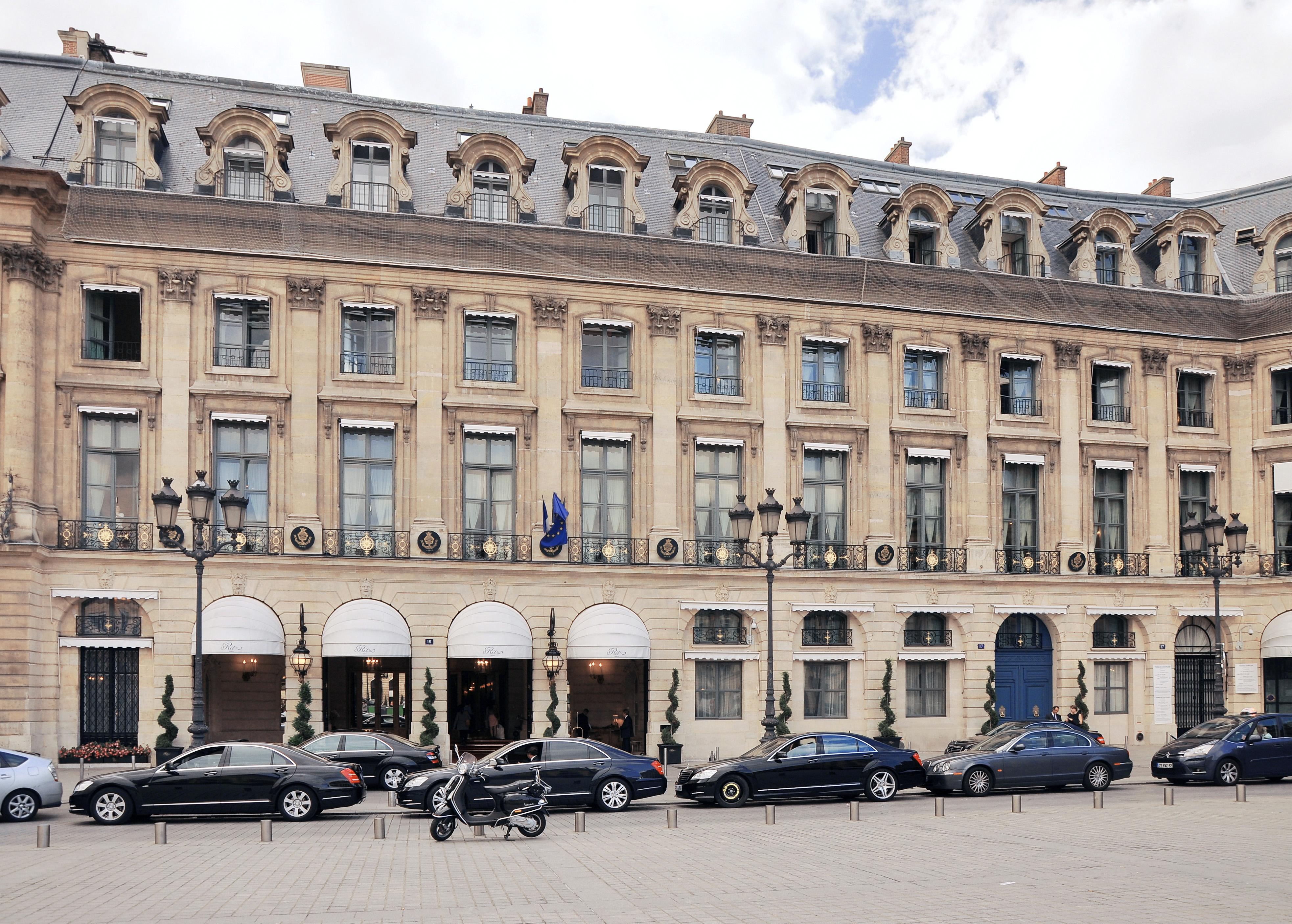Hotel Rue Cambon Paris