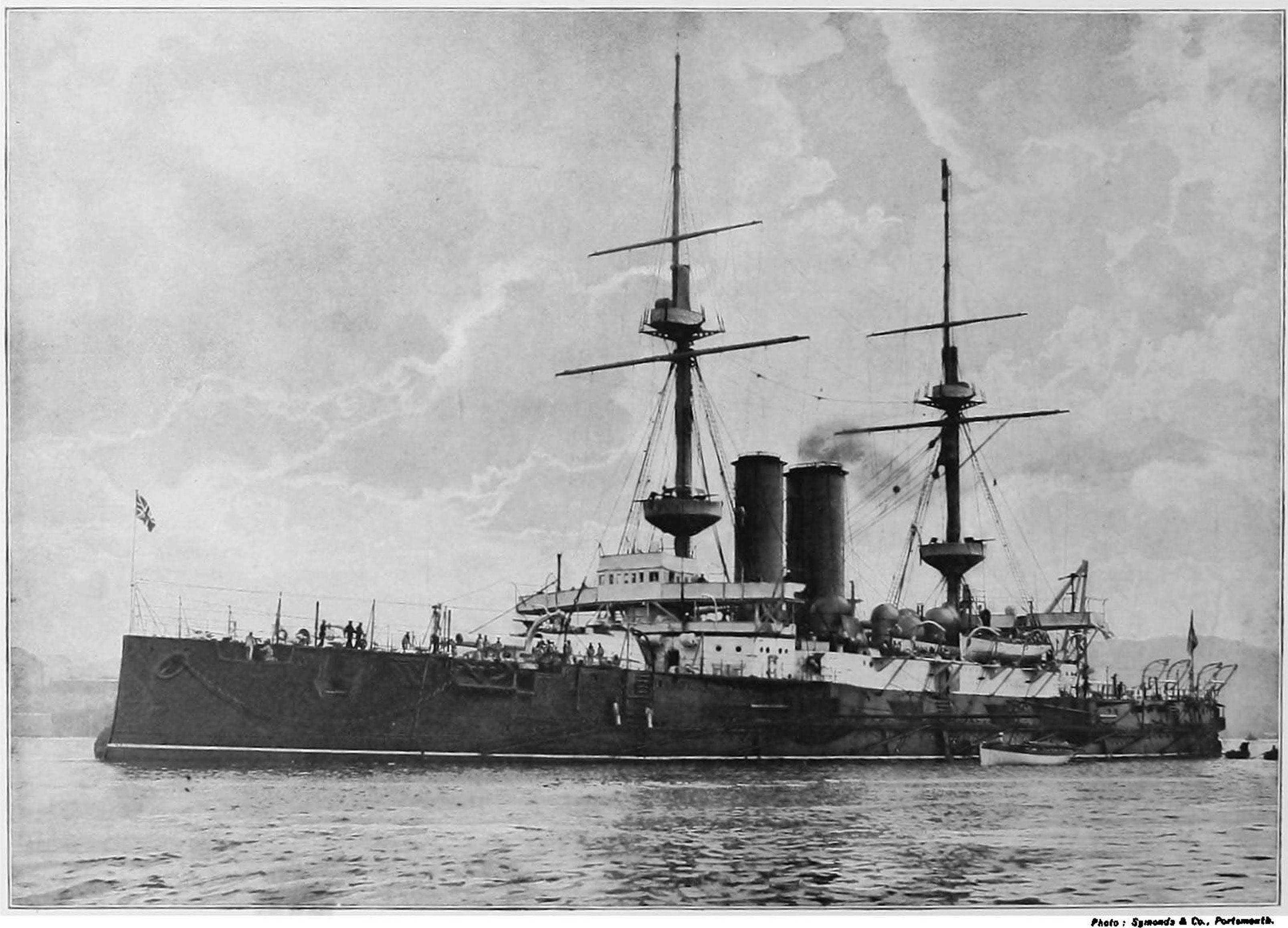 Самый грозный боевой корабль в истории