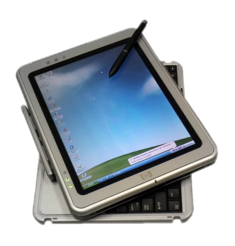 Microsoft Tablet PC - Wikipedia, the free encyclopedia