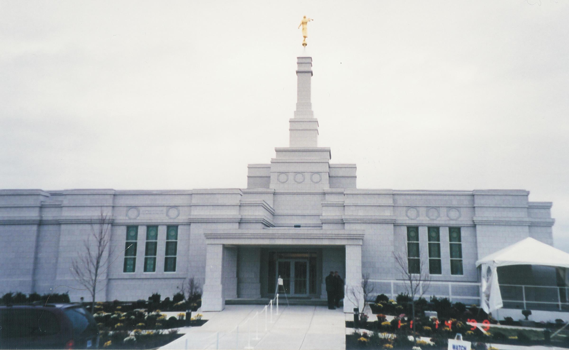 Halifax Nova Scotia Temple - Wikipedia