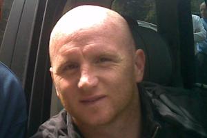 John Hartson Welsh footballer