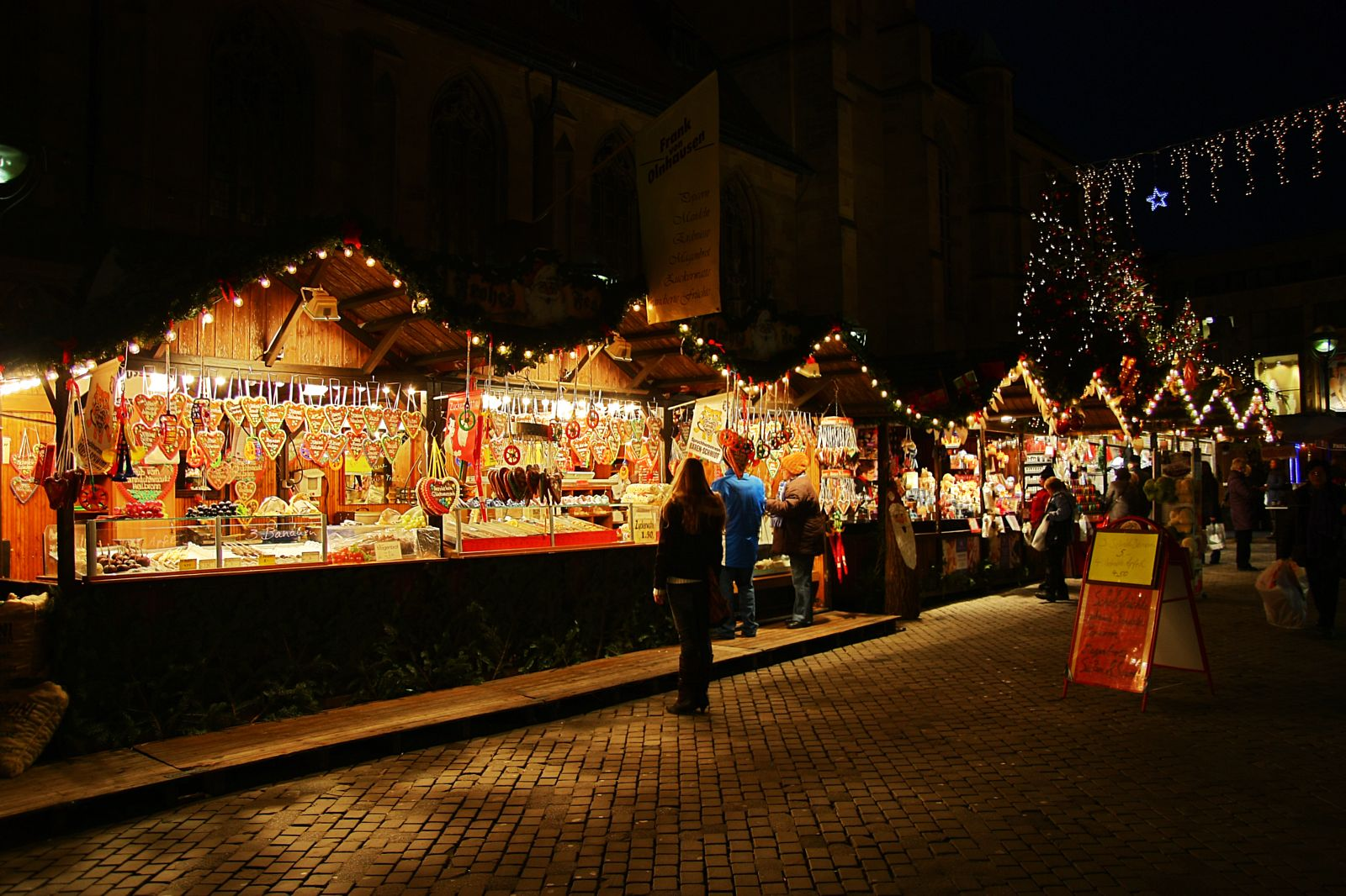 Weihnachtsmarkt Heilbronn.File Heilbronn Weihnachtsmarkt 2009 4 Jpg Wikimedia Commons