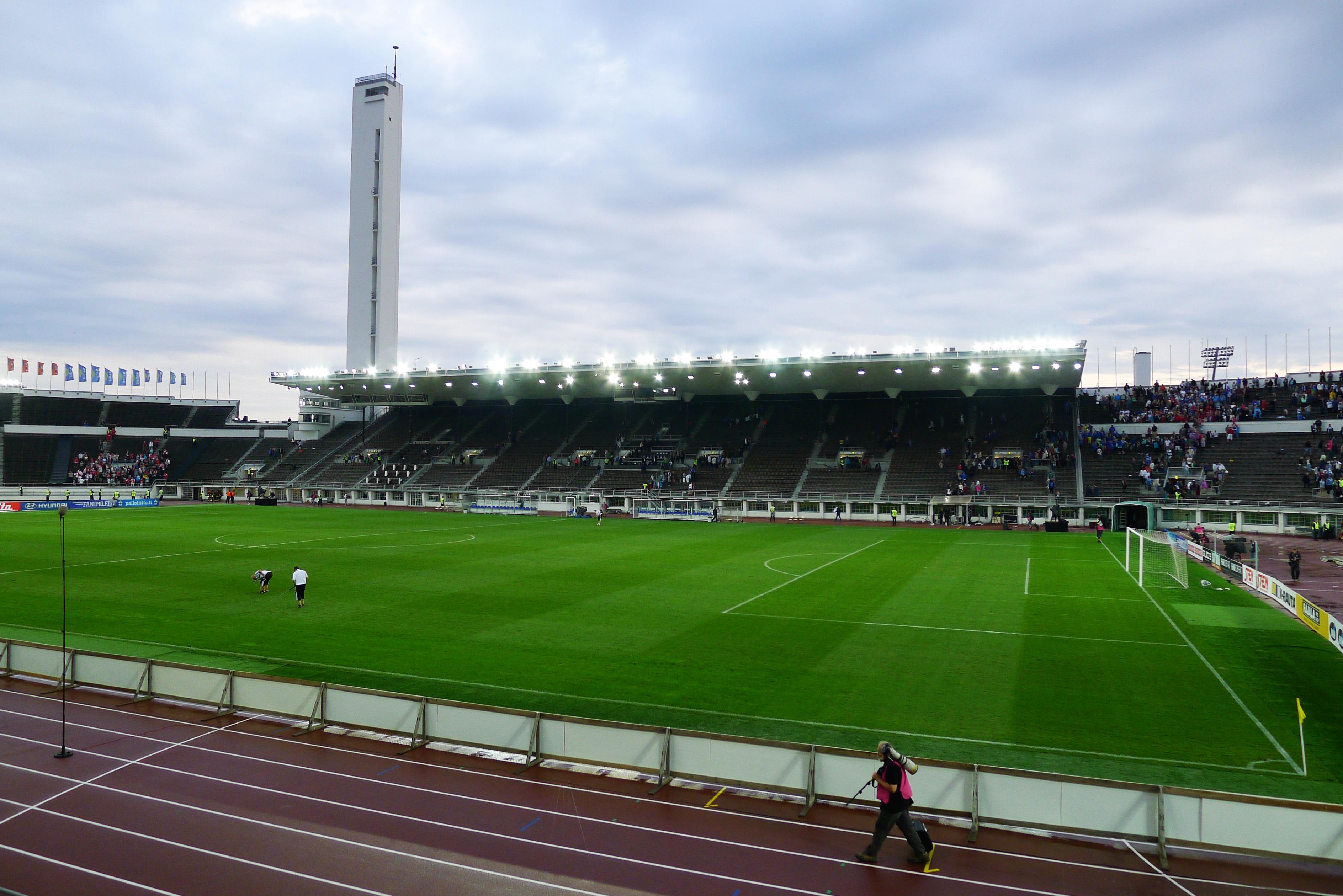 stadium vantaa