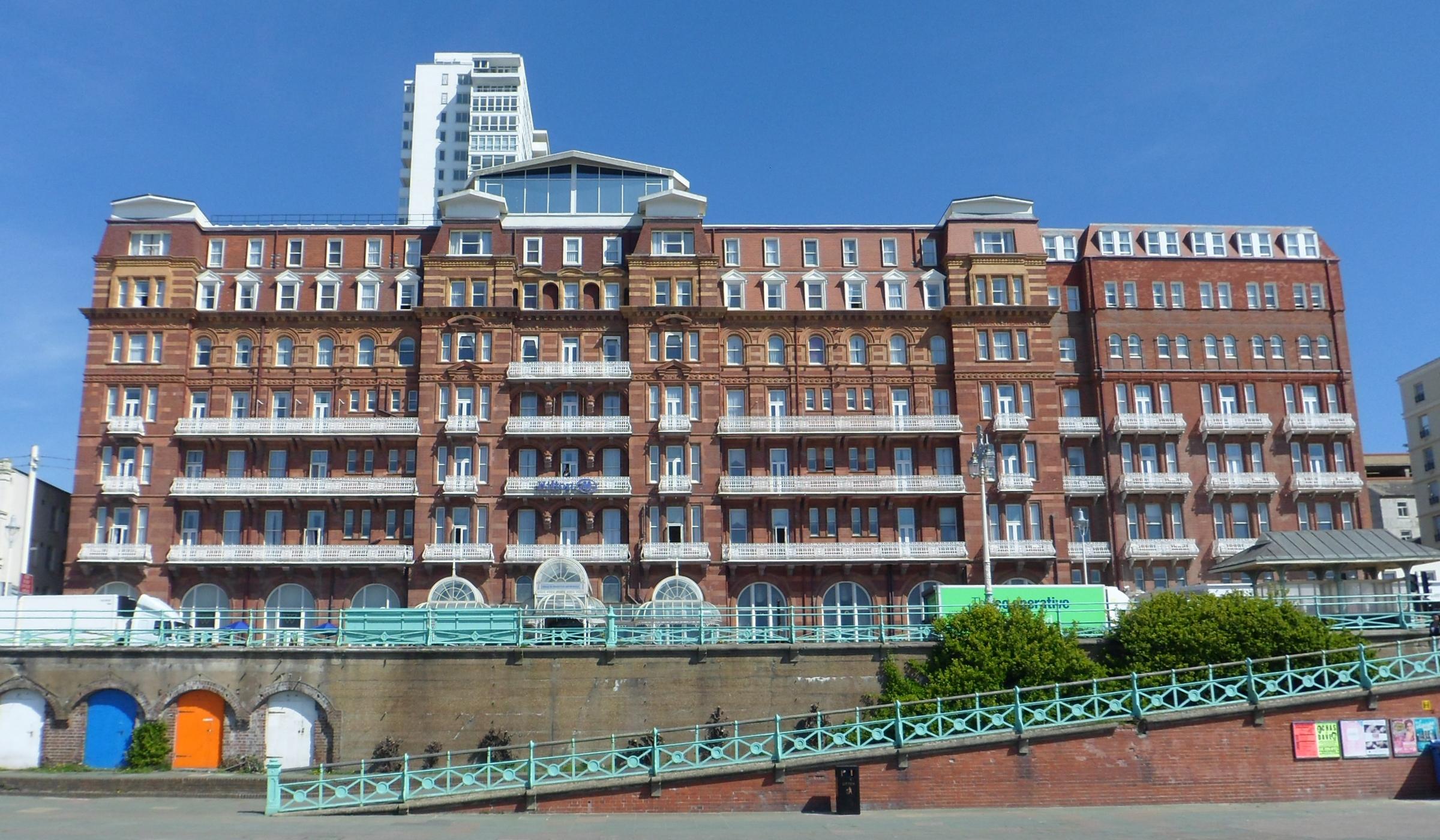 Hilton Hotel Brighton