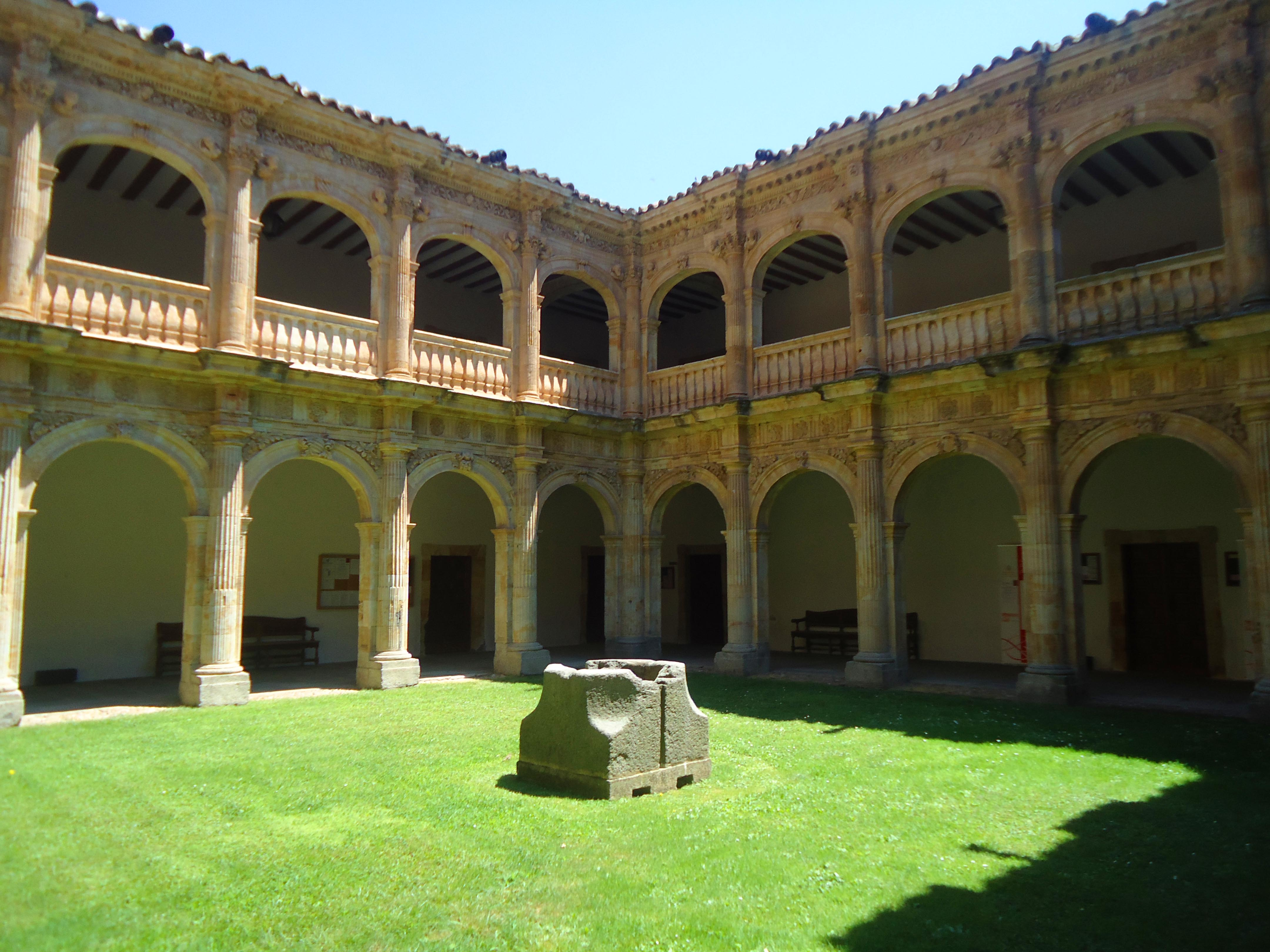 File:Hospedería, Universidad de Salamanca.jpg - Wikimedia ... - photo#33