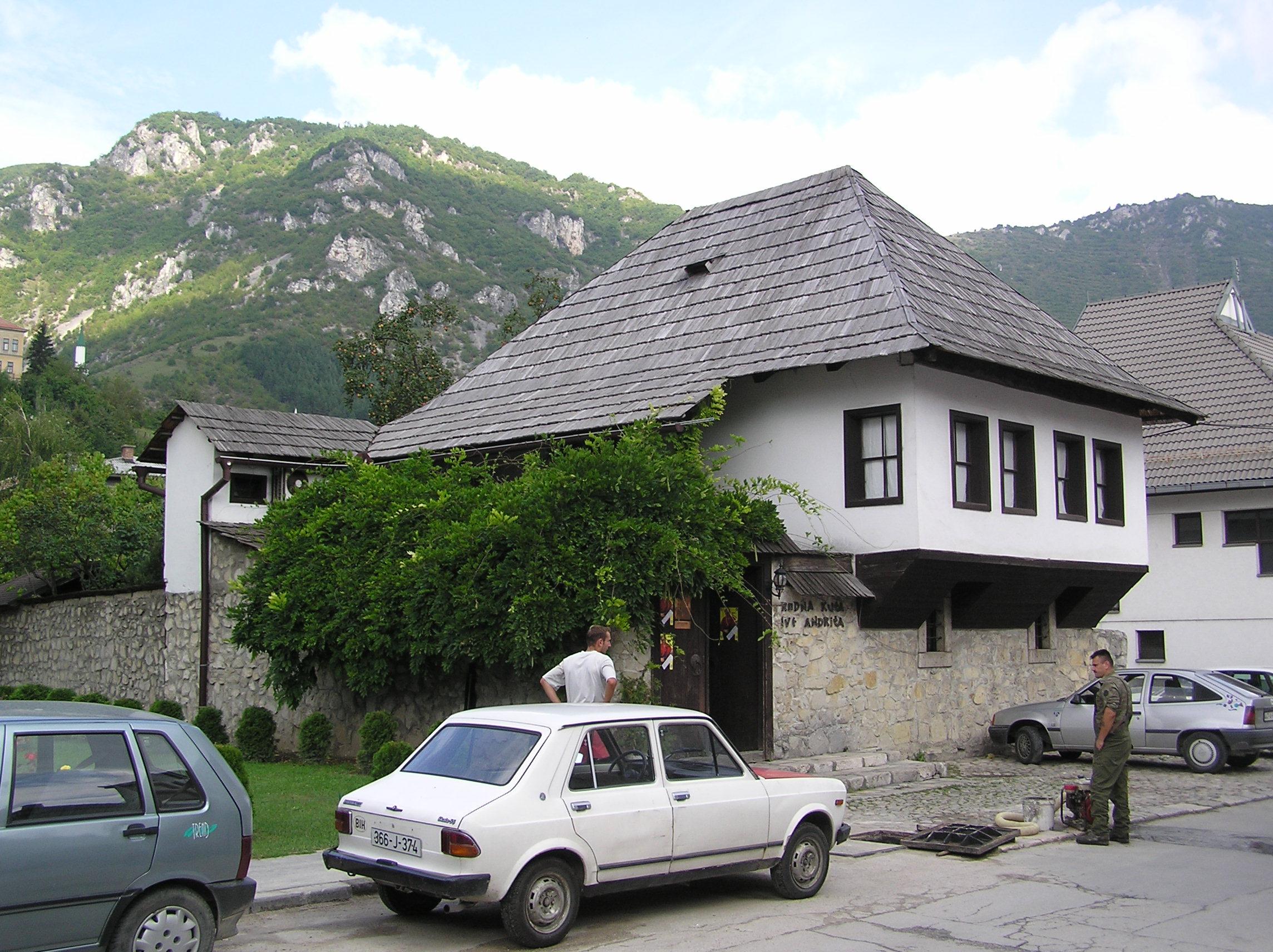 Ivo Andrić House_of_Ivo_Andric