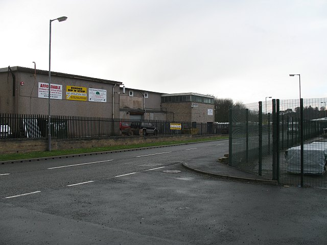 File:Industrial estate, Selkirk - geograph.org.uk - 1048683.jpg