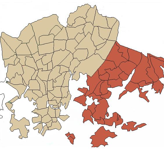 Itä-Helsinki
