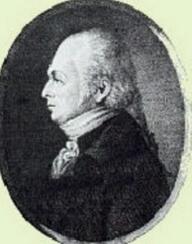 Jacob Abraham de Mist Dutch politician