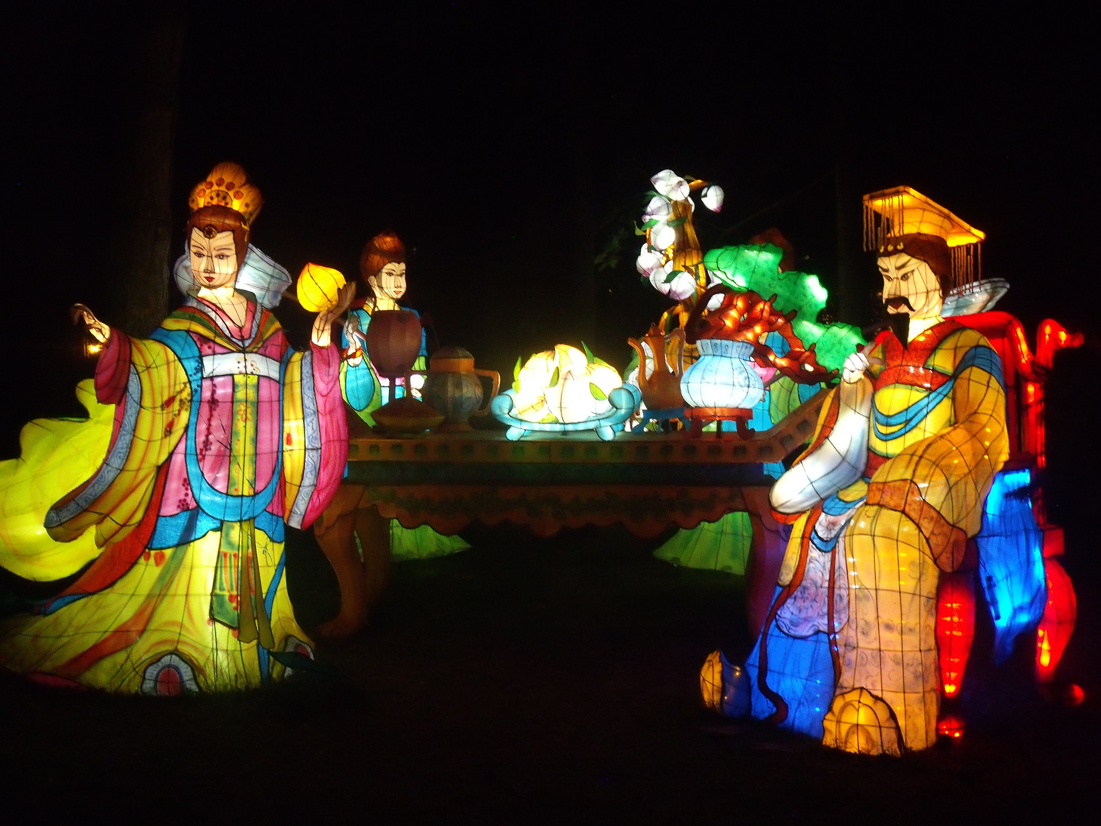 lanterne pour jardin