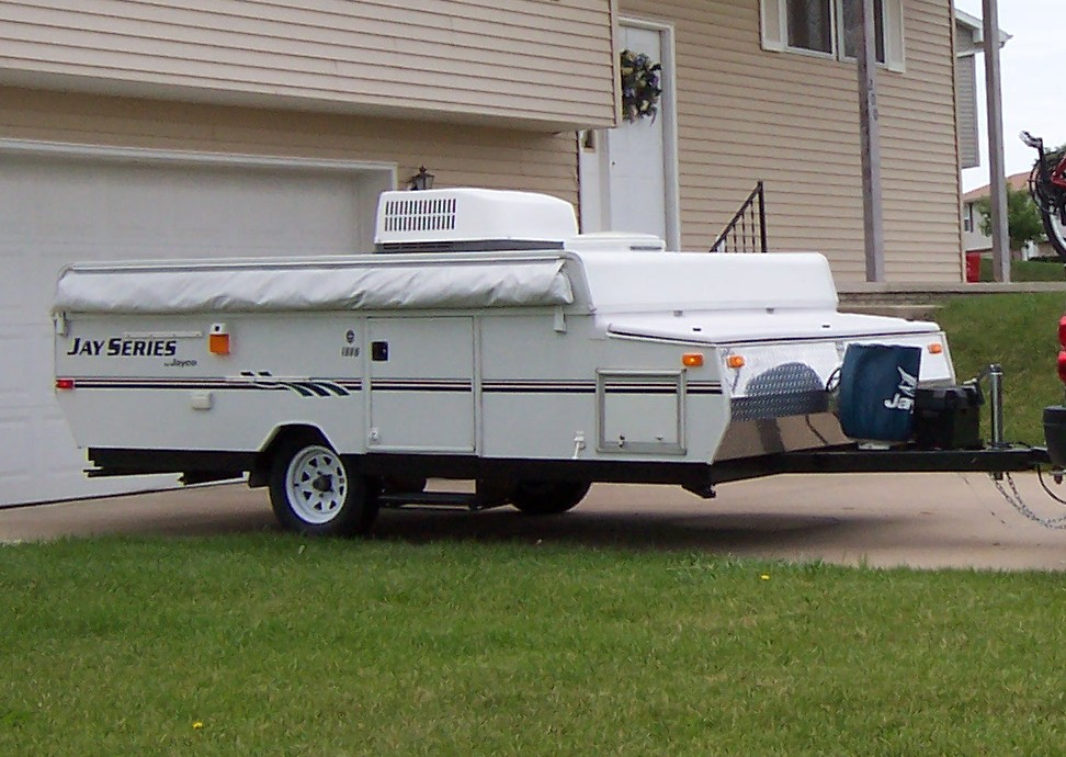 Viking Travel Trailer Bh