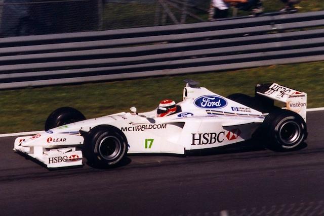 Johnny Herbert 1999 Canada