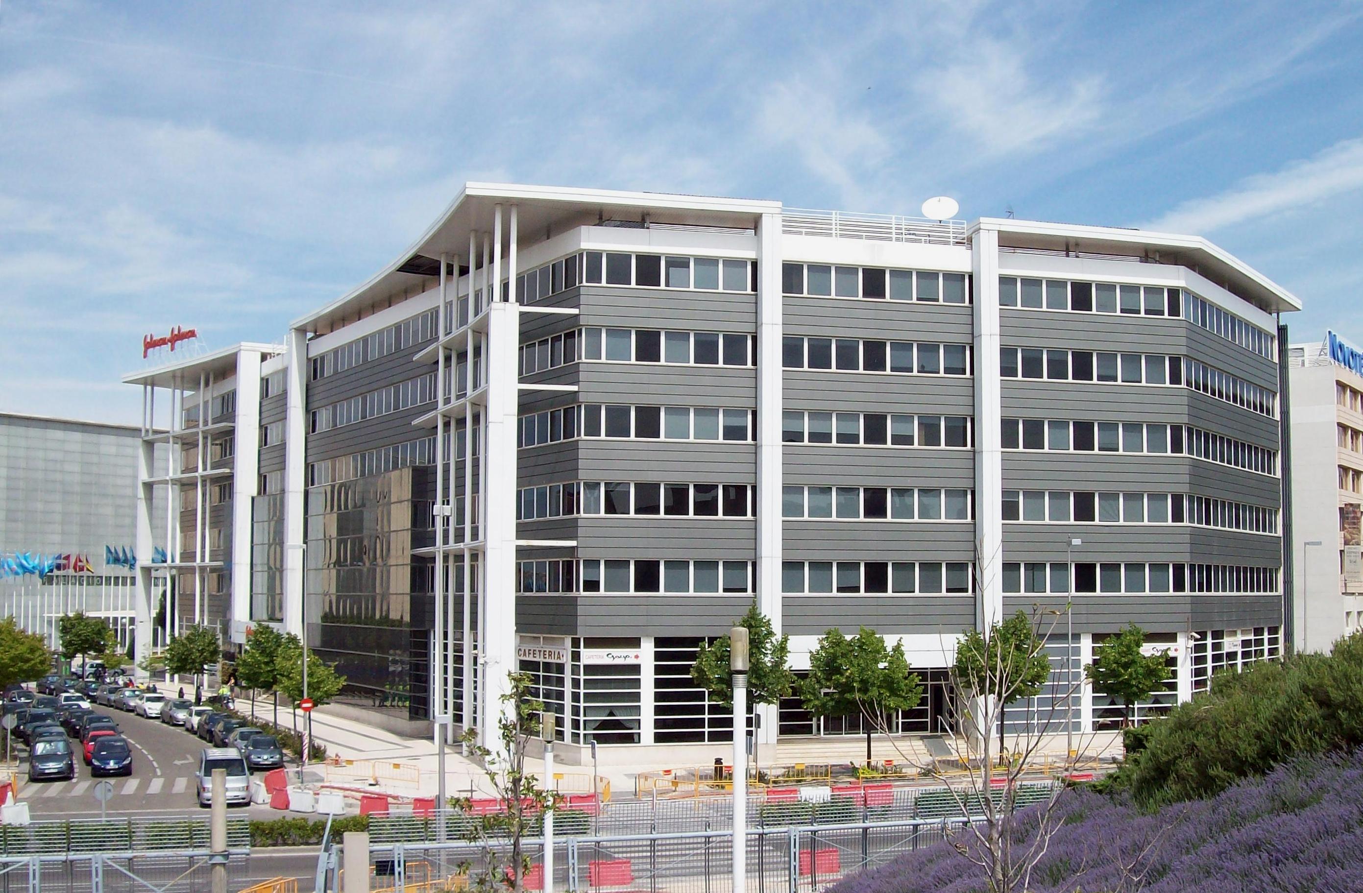 File johnson johnson offices in madrid spain for Viajes ecuador madrid oficinas
