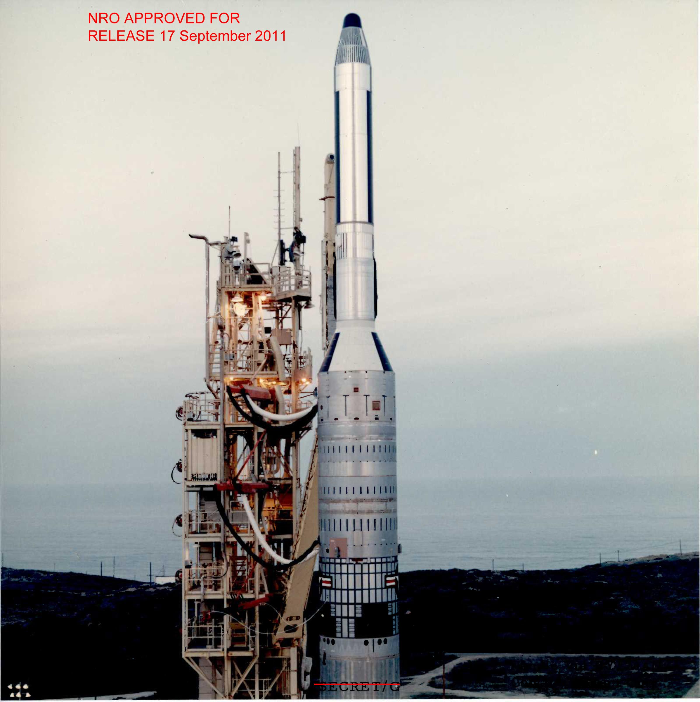 Reconnaissance Satellites Resolution Reconnaissance Satellite