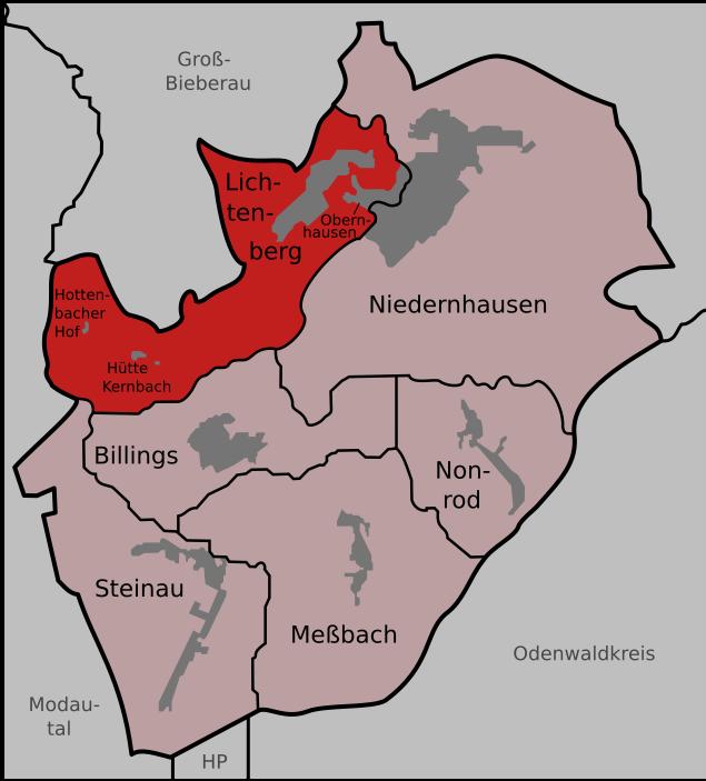 Frauen aus Ober-Ramstadt