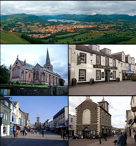 Keswick Cumbria Wikipedia