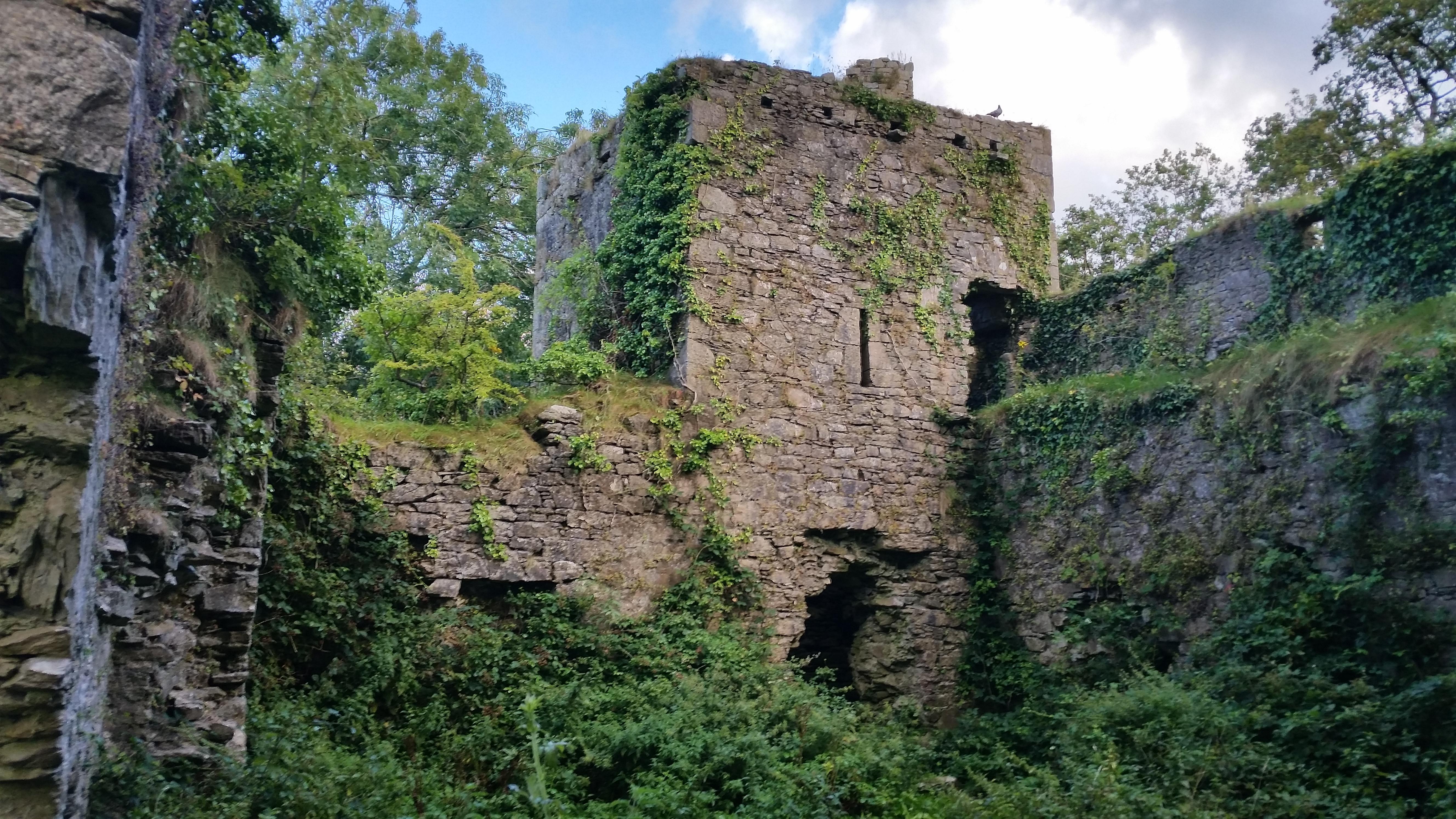Google Dublin File Kilcrea Castle Inner Courtyard Jpg Wikimedia Commons