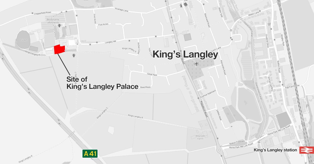 Kings Langley Palace